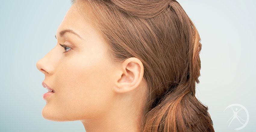 Plástica do nariz – Rinoplastia