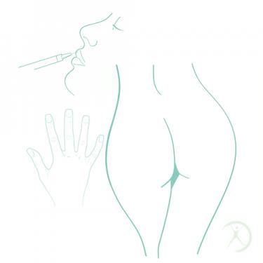 Ilustração: Preenchimentos - Contorno Facial - Cirurgia Estética - Autor: Dr. Fernando Rodrigues