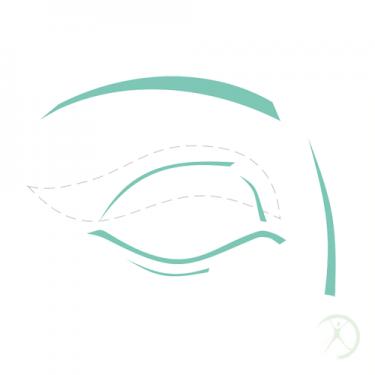 Ilustração: Rejuvenescimento das Pálpebras - Contorno Facial - Cirurgia Estética - Autor: Dr. Fernando Rodrigues
