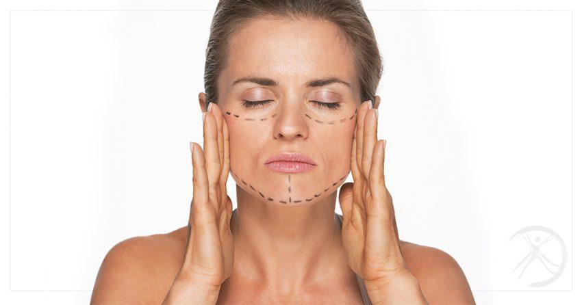 Lifting facial reduz os sinais do envelhecimento