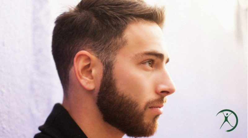 Transplante de pelo da barba acaba de vez com as falhas