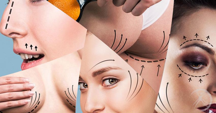 As 5 Cirurgias Plásticas mais Procuradas: Lipoaspiração, Mamoplastia e outras
